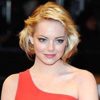 Emma Stone Hair Style File - Hairstyles And Colour ...