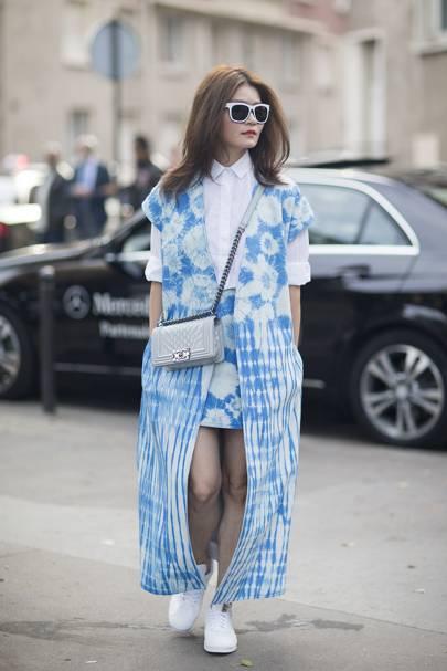 Pacie Chen, stylist