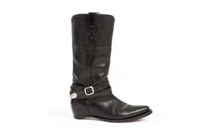 Hidden Heel Boots by Maison Martin Margiela, 2000