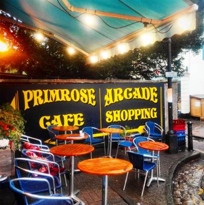 The Brunch Spot: Primrose Cafe