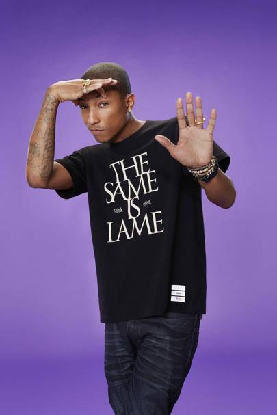 Pharrell Williams For Uniqlo