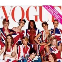 British Vogue, January 2002