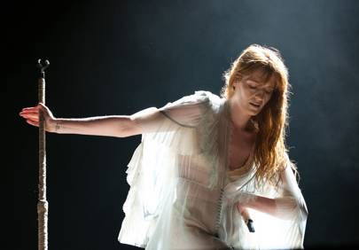 Florence Welch On Addiction, Eating Disorder Recovery, And Finding True Happiness In Her 30s