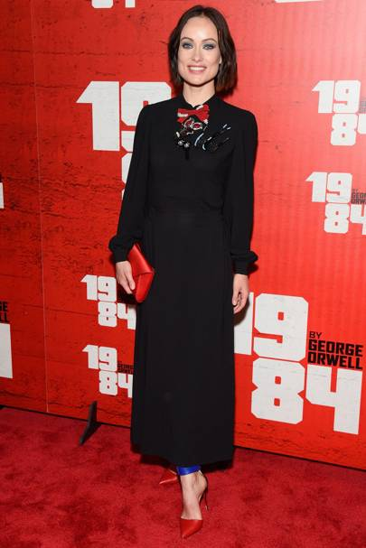 1984 Broadway Opening Night, New York - June 22 2017