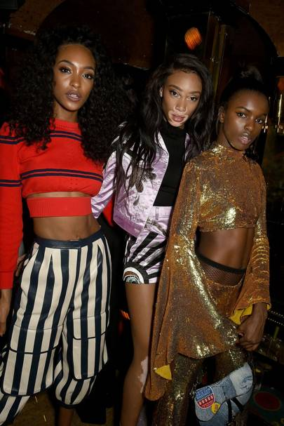 Burberry and LOVE party - February 20 2017