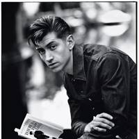 Alex Turner by Alasdair McLellan, Vogue June 2012