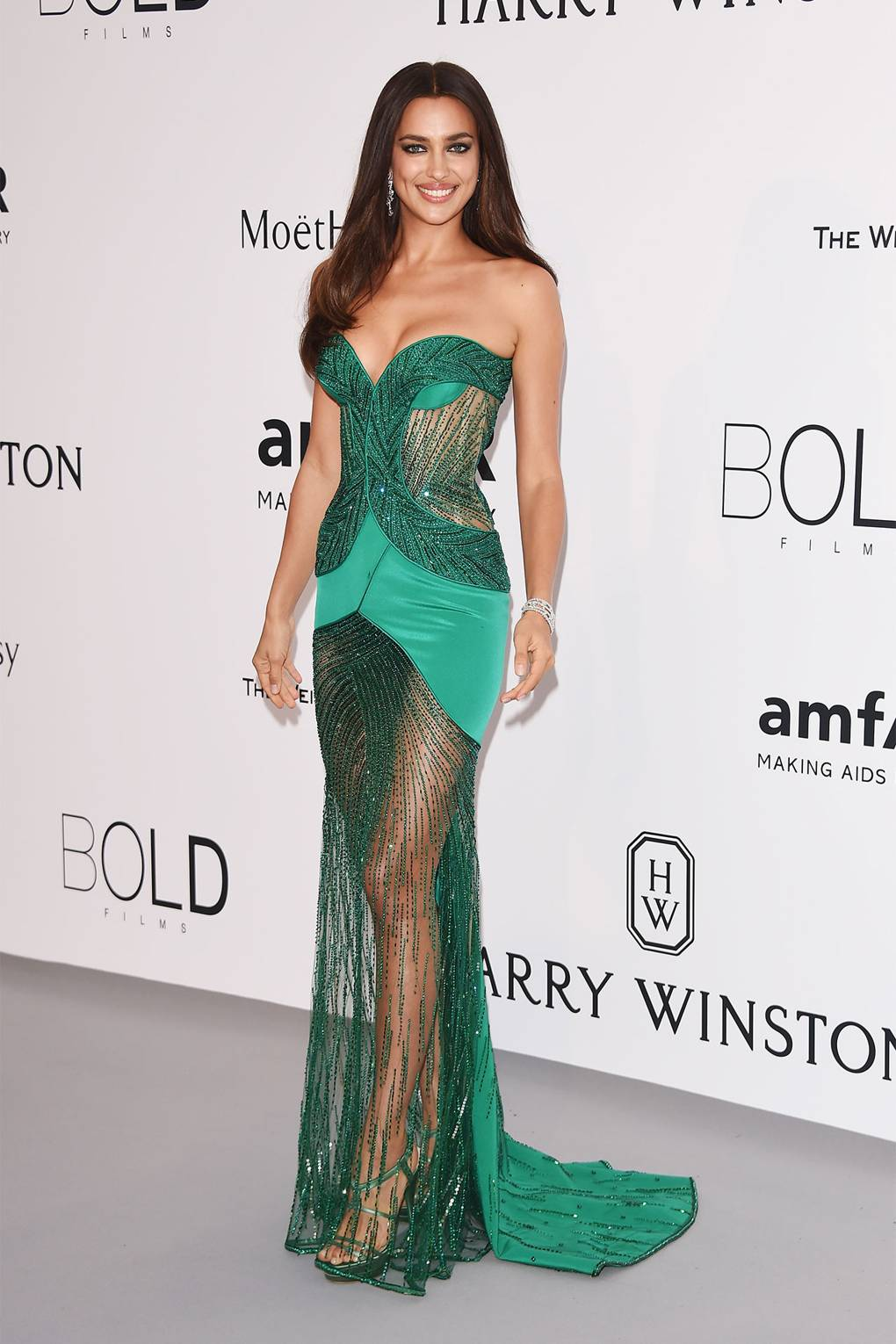 25a3a3b863c69 Irina Shayk s best outfits according to Vogue