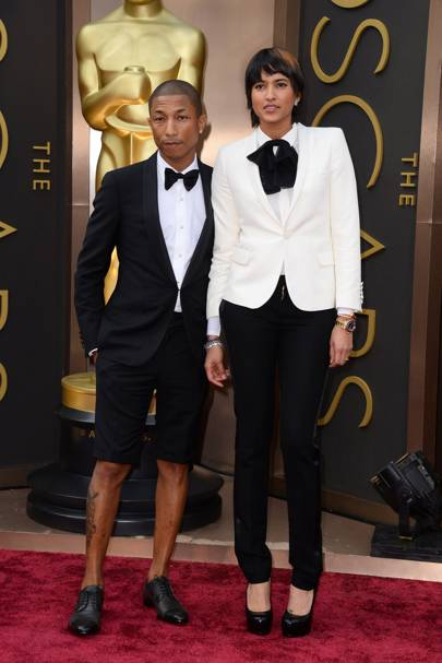 Pharrell Williams in Lanvin