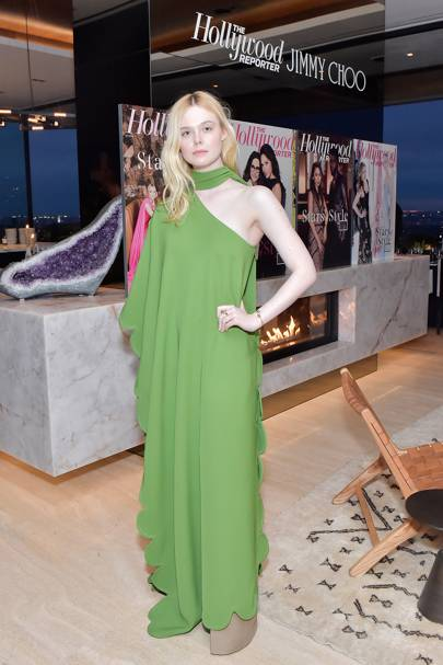 The Hollywood Reporter And Jimmy Choo Power Stylists Dinner, Los Angeles - March 20 2018