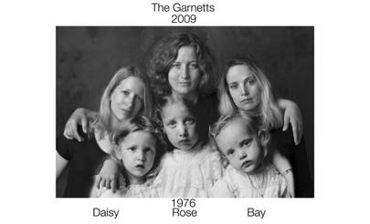 Three Sisters - The Garnetts