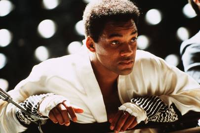 Will Smith in Muhammad Ali
