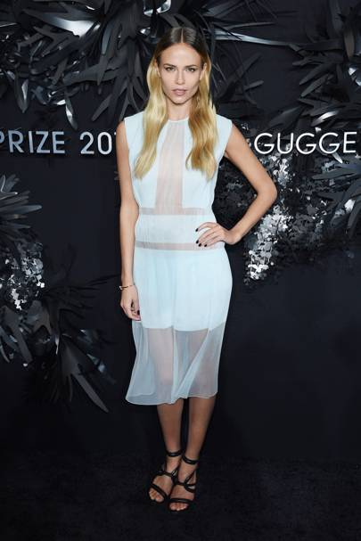 Hugo Boss Prize, New York - September 20 2014
