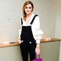 Olivia Palermo for Westward Leaning dinner, New York – June 4 2014