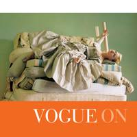 Vogue On Vivienne Westwood book cover