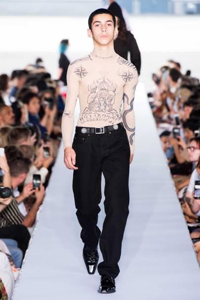 b28f1cbc3e0 Vetements Spring/Summer 2019 Menswear show report | British Vogue