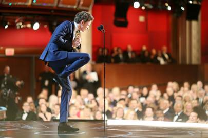Best Actor: Eddie Redmayne