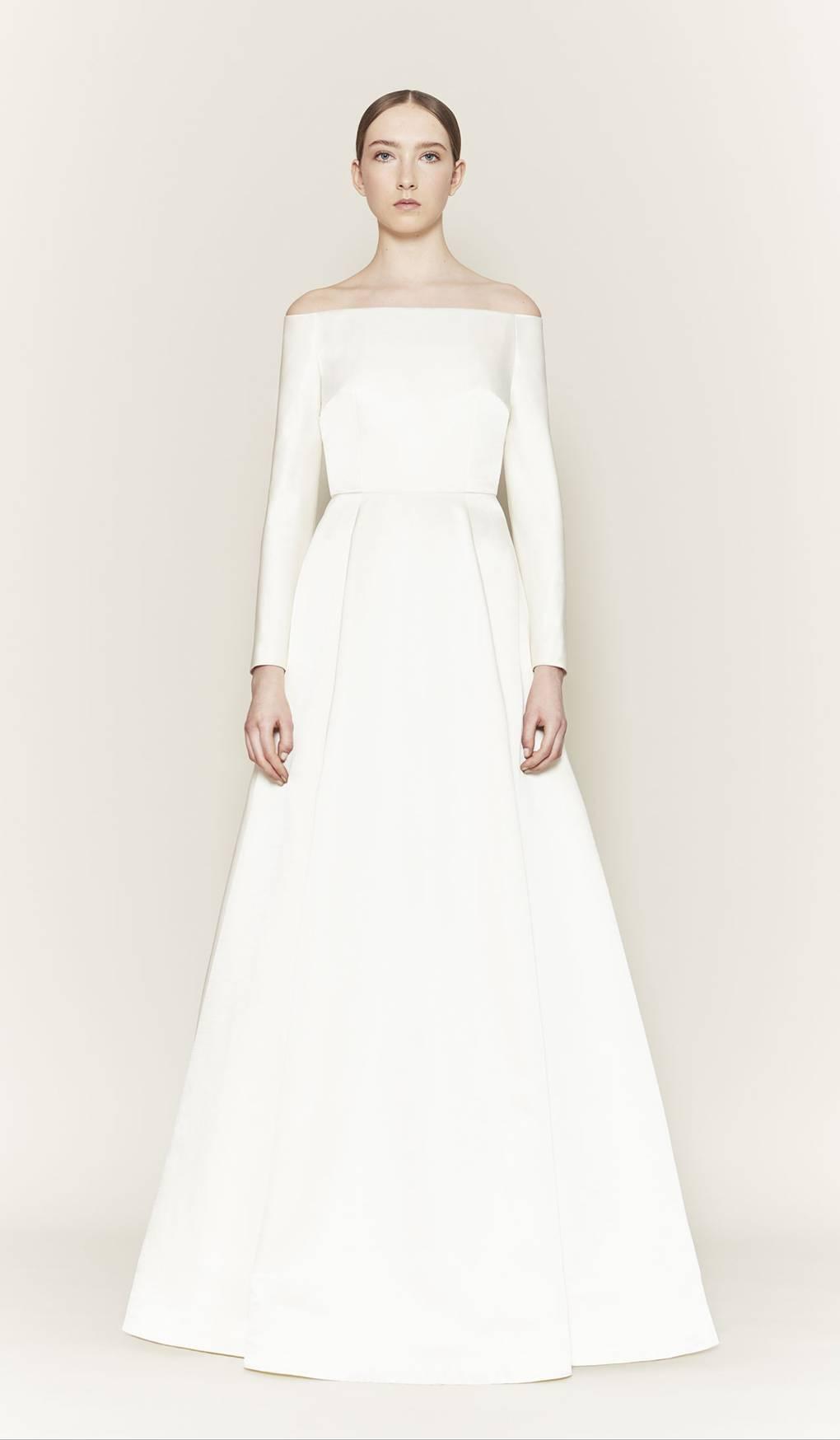 Wedding Dress Makers Guide   British Vogue