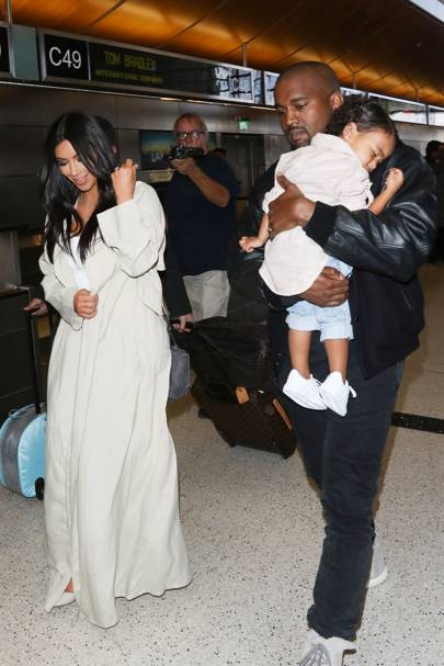 The Kardashian-Wests