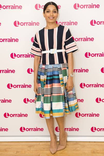 'Lorraine', London - April 10 2017