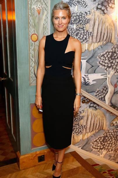 Sarah Harris - Fashion Features Director
