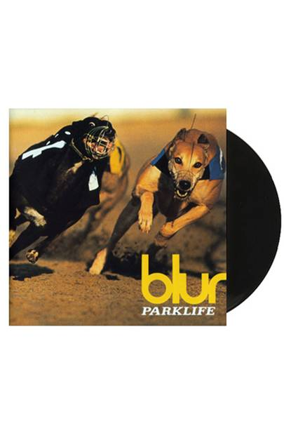 Blur: Parklife vinyl