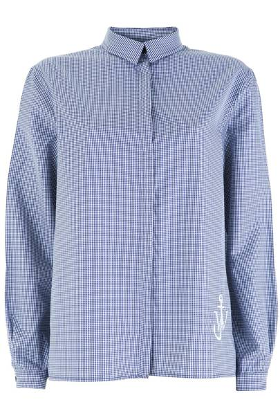 Checked shirt, £45
