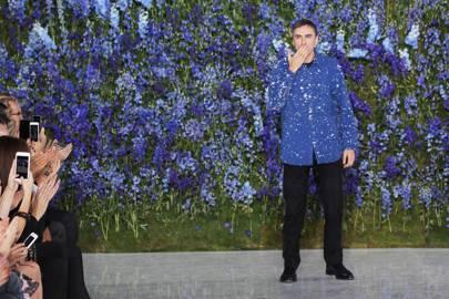 9b6cb0798872 Raf Simons Quits Christian Dior Creative Director