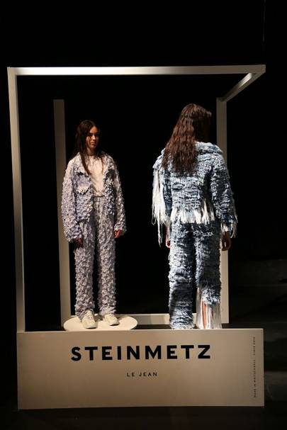 3b266266fd1e Faustine Steinmetz Spring Summer 2015 Ready-To-Wear show report ...