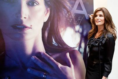 Cindy Crawford's Omega Journey - 2014