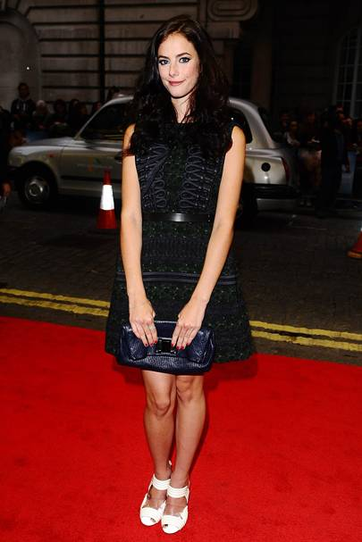 Kaya Scodelario, actress