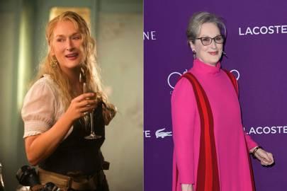 Meryl Streep - Donna