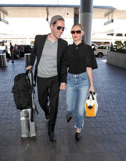 LAX airport, Los Angeles - June 28 2018