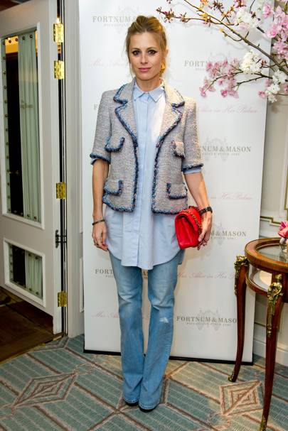 Mrs Alice in her Palace launch, London - March 27 2014