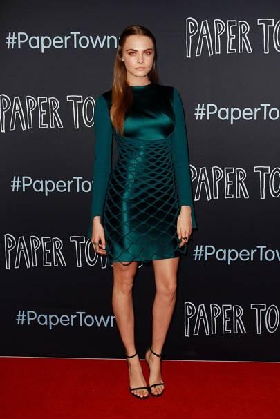 Paper Town premiere, Sydney - July 5 2015