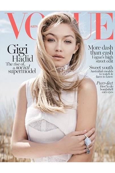 Vogue Australia, June 2015