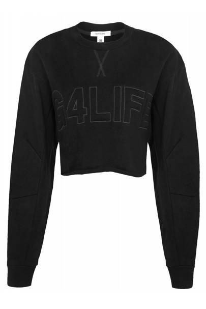 Black G4Life jumper, £35
