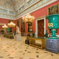Visit: The State Hermitage Museum