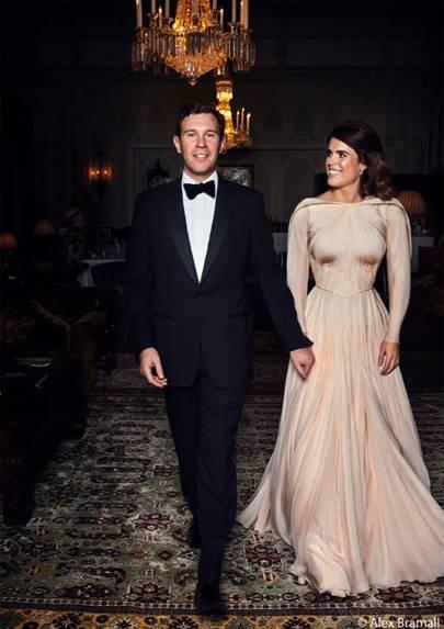 Zac Posen Shares Details Of Princess Eugenies Wedding Reception