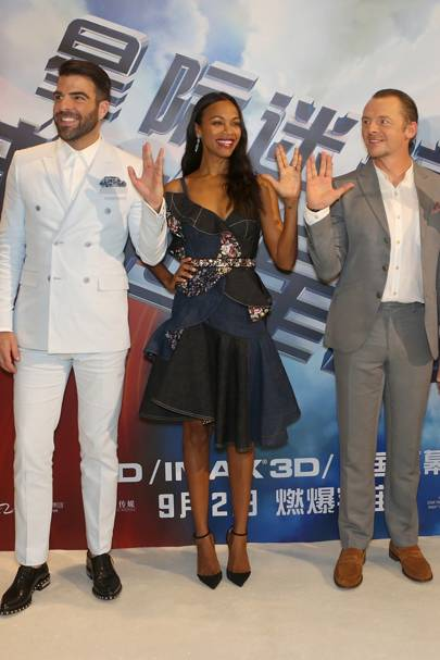 Star Trek Beyond screening, Guangzhou - August 20 2016