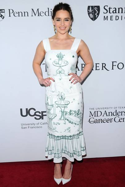 The Parker Foundation Medical Research Gala, Los Angeles - April 13 2016