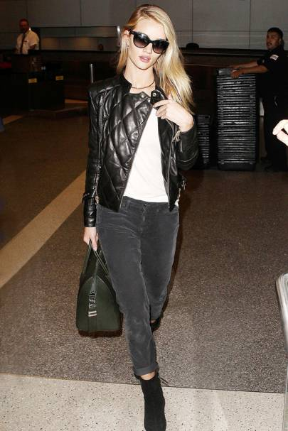 LAX Airport - October 20 2013