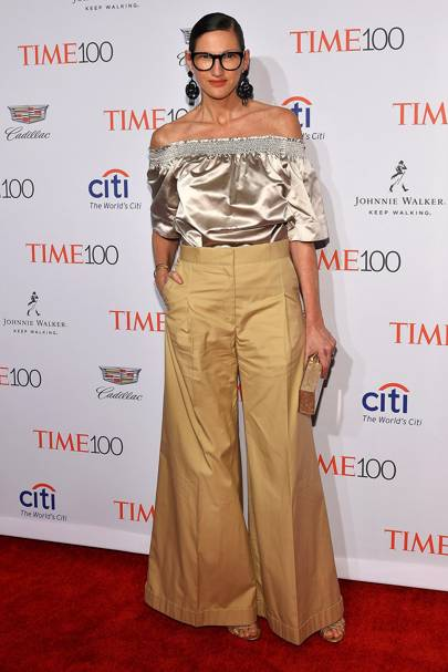 Time 100 Gala, New York - April 26 2016