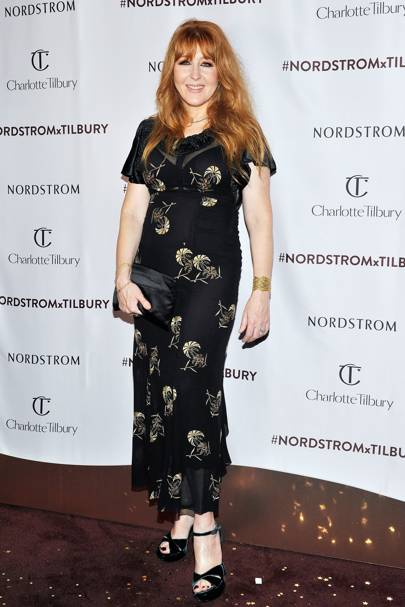 Charlotte Tilbury Nordstrom launch, LA - October 9 2014