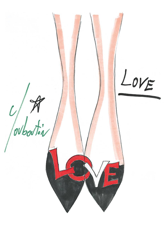 fc21b4d2b1b Christian Louboutin 20th Anniversary Collection | British Vogue