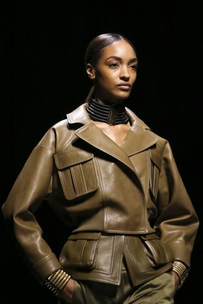 A Military Jacket