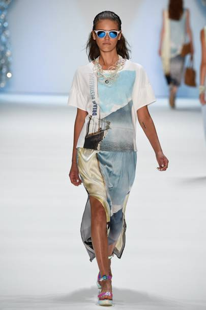 Marc Cain Spring/Summer 2015 Ready-To-Wear show report   British Vogue