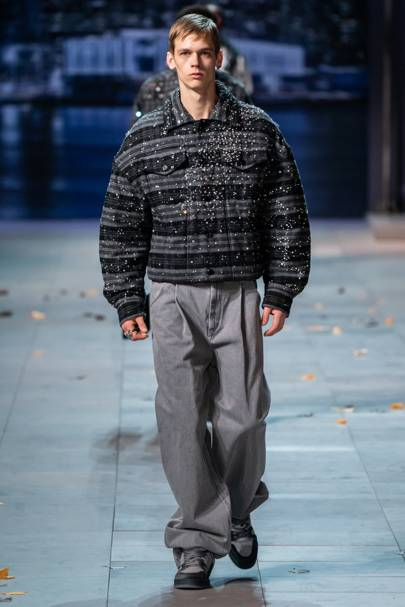 60b19d12db48 Louis Vuitton Autumn Winter 2019 Menswear show report