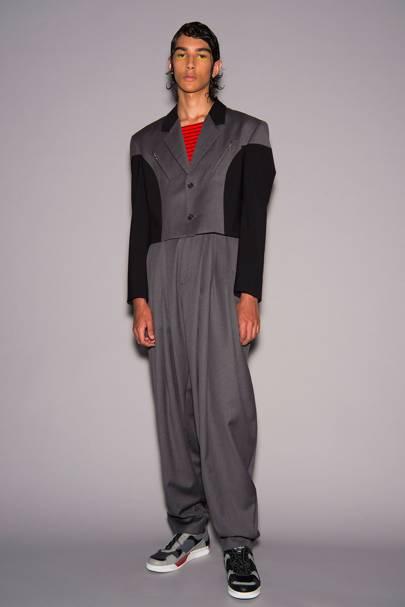 85daf1035e Topman Design Spring/Summer 2018 Menswear show report   British Vogue
