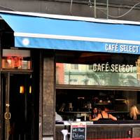Cafe Select, New York