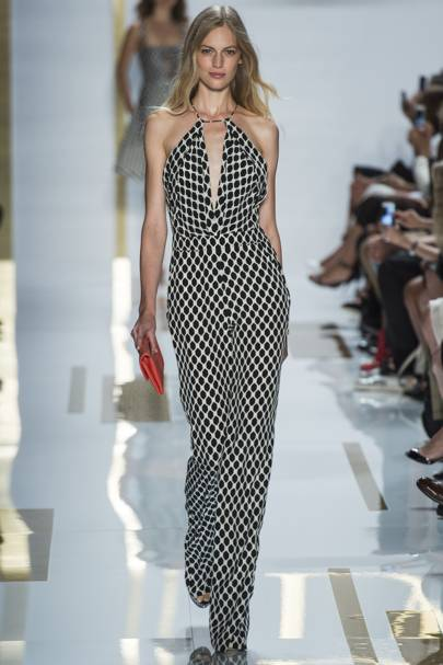 75b208f8141 Diane Von Furstenberg Spring Summer 2014 Ready-To-Wear show report ...